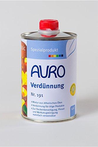 AURO Verdünnung - Nr. 191 - 0,25 L