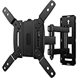 """Secura QSF210 - Full-Motion Wall Mount with hinged arm for Flat-Panel TVs from 10' up to 39"""" (A Quality Product by Legrand)"""