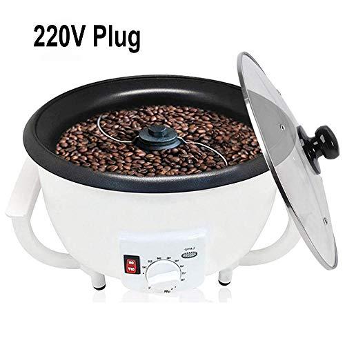 Torréfacteur à grains de ménage antiadhésif cuisson...