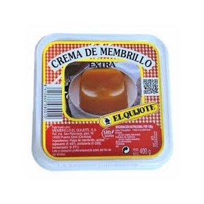 Crema De Membrillo El Quijote 400G
