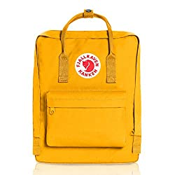 Yellow - Fjallraven - Kanken Classic Backpack for Everyday