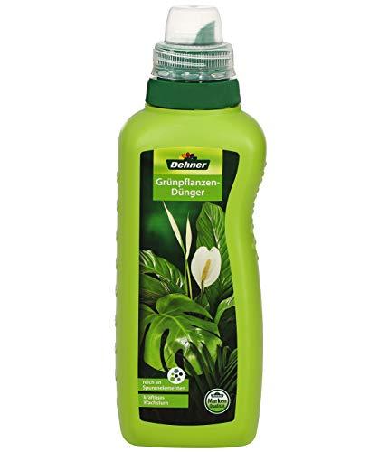 Dehner Grünpflanzen-Dünger, flüssig, 500 ml, für ca. 100 l