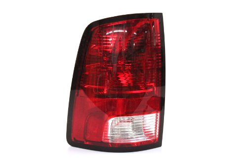 Genuine Chrysler Parts 55277415AA Driver Side Taillight Lens/Housing