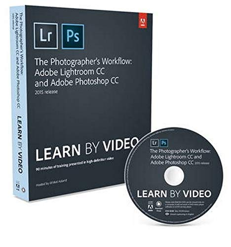 Aaland, M: PHOTOGRAPHERS WORKFLOW - ADOBE (Learn by Video)