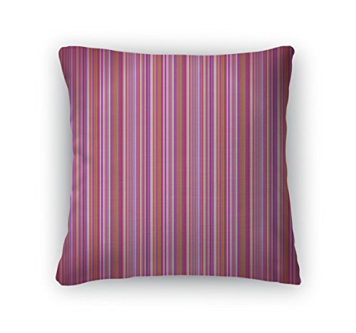 ArtVerse Katelyn Smith 20 x 20 Faux Suede Double Sided Print with Concealed Zipper /& Insert Arkansas Watercolor Pillow