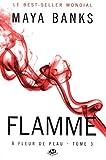 À Fleur de peau, T3 - Flamme (édition Canada) - Milady - 01/06/2014