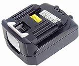 FengWings 1500mAh Batterie BL1415 BL1430 14.4V 1.5Ah Remplacer la batterie compatible avec Pour...