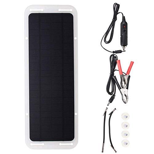 BRIGHTZ Panel de energía Solar Cargador de batería portátil 5W 18V de Copia de Seguridad Cargador del Panel Solar generador de Accesorios