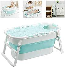 Portable Folding Badkuip Zwembad grote vrijstaande het Bad Emmer for volwassen Baby met Cover for familie badkamer SPA