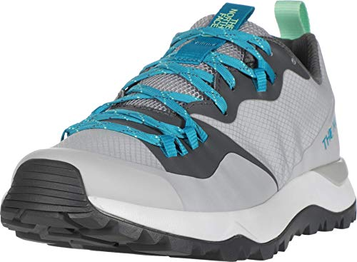 The North Face Womens Activist Lite, Micro Chip Grey/Zinc Grey, 5