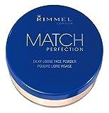 Rimmel London Match Perfection Loose Powder,...
