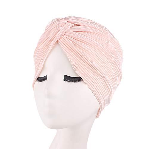 YL - Bonnet - Femme rose rose