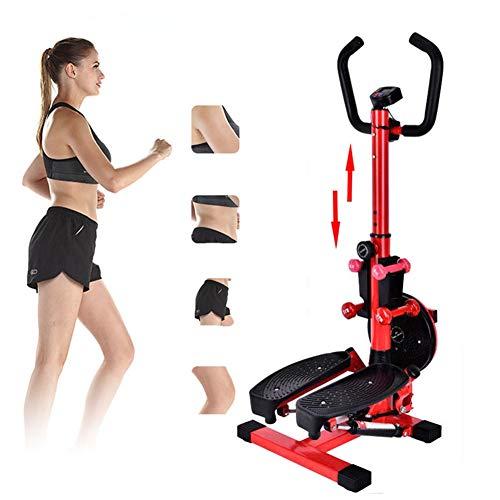 HSART 4-in-1-Übungs-Stepper, Heim-Fitness-Mahcine – Mini-Beine, Arme, Oberschenkel, Ganzkörper, Cardio-Trainingsgerät