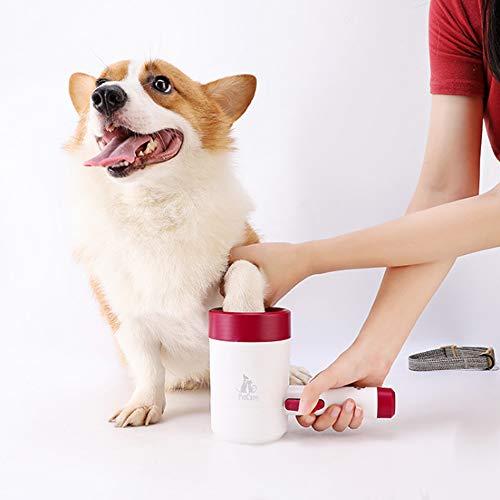 YON.SOU. Portable Dog Paw Cleaner Set,Dog Foot Washer, Pet Paw Cleaner, Mudbuster Paw Cleaner, Paw...