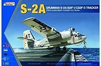 キネティック 1/48 エアクラフトシリーズ アメリカ グラマンS-2A S2F-1/CS2F-1 トラッカー プラモデル K48039