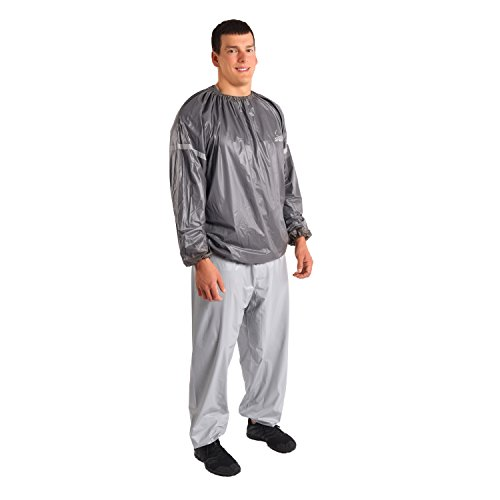 Stamina Sauna Suit Waist Sizes 24quot32quot Small/Medium