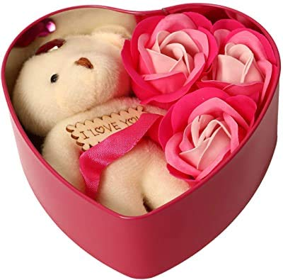 Super Soft Best Love Gift in Heart Shape