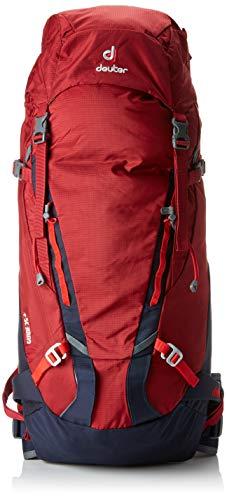 DEUTER Guide 35+ Rucksack, Cranberry-Navy, 72 cm