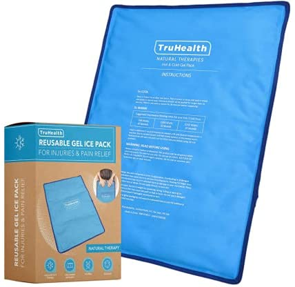 Extra Large Ice Packs for Selling rankings Flexi Injuries Gel 2-Pack NEW Reusable