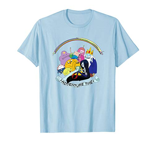 Cartoon Network Adventure Time Group T-Shirt
