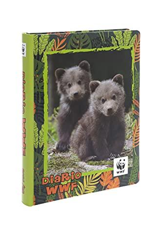 WWF - Diario 2021/2022 12 Mesi Datato - Orsetti - Standard