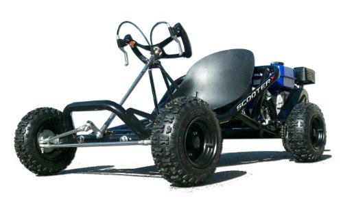 Go Kart ScooterX Sport Kart Go Cart 196cc 6.5hp