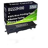 1 paquete de cartuchos de impresora compatibles con Lexmark B222H00 de alto rendimiento para impresoras Lexmark B2236DW, MB2236ADW, MB2236ADWE