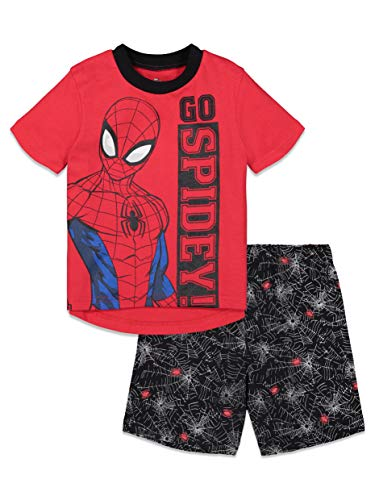 Spiderman Formal Bow Tie Costume Marvel Licensed Toddler//Boys Shirt Size 3T-4T