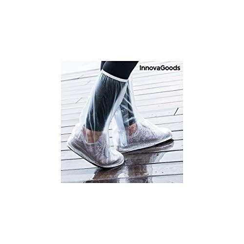 InnovaGoods V0100601 Lot de 2 Manteaux de Poche pour Chaussures Taille L/XL Unisexe