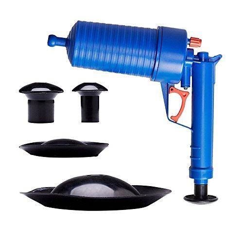 Ruiting Déboucheur Pompe à air Blaster, Haute Pression de l'air Blaster Pompe à Piston Puissant Piston pour WC, lavabo, Baignoire, etc. Produits Maison