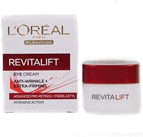 L Oreal Paris Plenitude Revitalift Anti Wrinkle Plus Firming Eye Cream for Unisex 0 5 Ounce product image