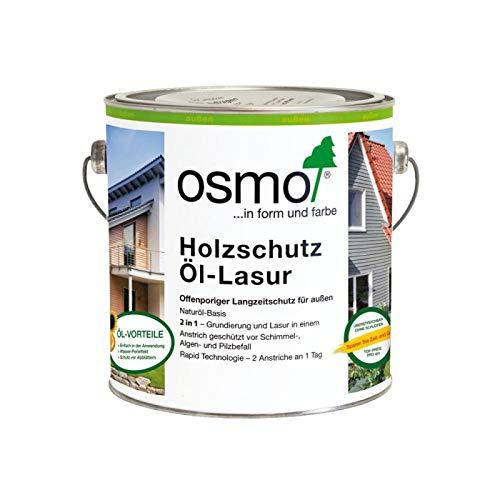 Osmo Holzschutz Öl-Lasur Patina 5,00 l - 12100082