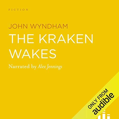 The Kraken Wakes audiobook cover art