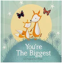 You're the Biggest – keepsake gift book celebrating becoming a big brother or..