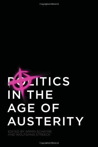 Politics in the Age of Austerity 1st (first) Edition by Streeck, Wolfgang, Schäfer, Armin published by Polity (2013)