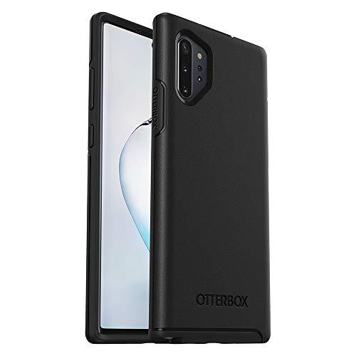 OtterBox SYMMETRY SERIES Schutzhülle für Samsung Galaxy Note 10+, schwarz
