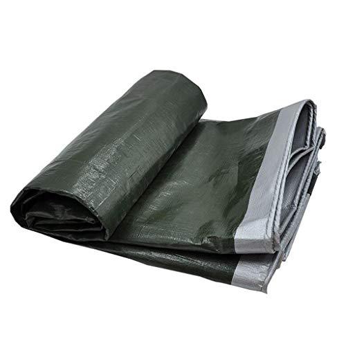 Bâche de Protection Toile Épaisse Oxford Chiffon Poncho Écran Solaire Extérieur Imperméable Toile De Voiture D'isolation Auvent (Size : 4 * 6m)