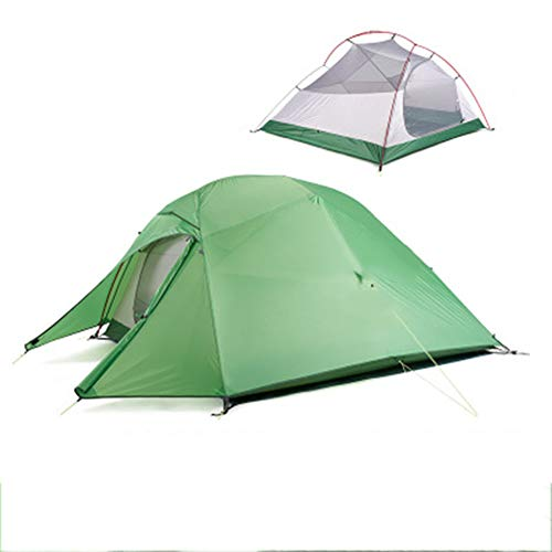 WZP-Pop Up Beach Tent, Sun Shelter 2 3 Man Tent for Kids Adults Windproof Waterproof and Quick Set-up,UV Protected Family Camping Tents for Outdoor Garden, Camping, Fishing, Picnic