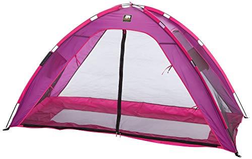 Deryan - Tienda para cama infantil, color rosa