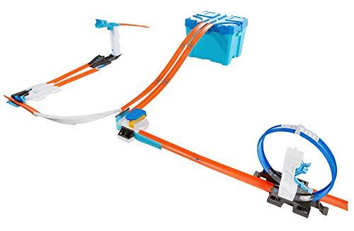 Hot Wheels Track Builder Jumbo Stunt Box