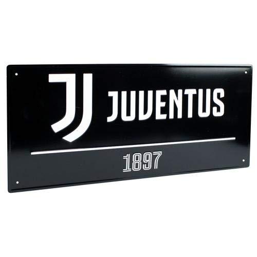 Juventus F.C. Street Sign BK Offizieller Merchandise-Artikel