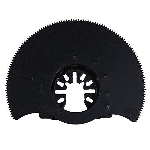 Semi-Circular Oscillating Multi-Tool Blade
