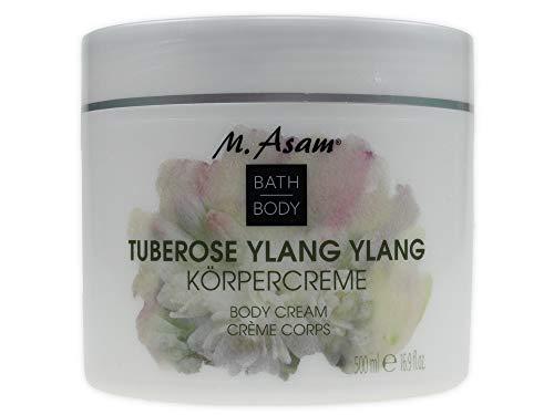 M. Asam Körpercreme Tuberose Ylang Ylang (500ml)
