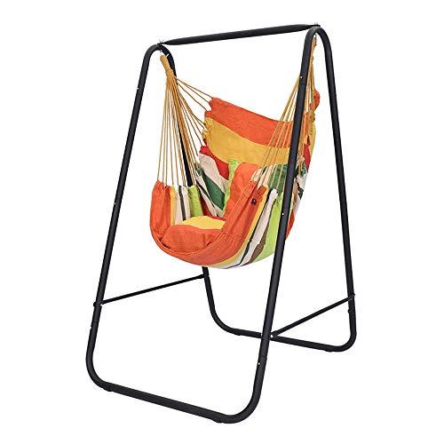Q-L Europese Stijl Minimalistische Home Schommelstoel Swing Hangende Tuin Basket Kinderen (Color : A)