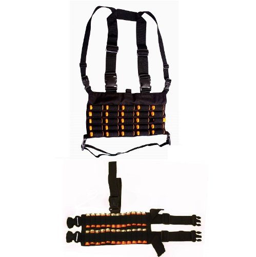 Ultimate Arms Gear Tactical Shotgun Package Holds 49 Shells...