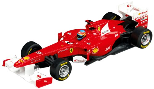 Carrera - Coche Evolution 132 Ferrari 150° Italia Fernando Alonso, No.5 (20027417E)