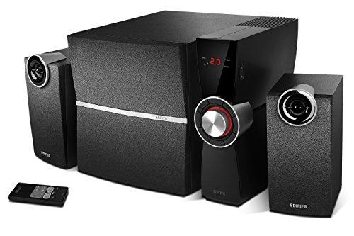 Edifier Multimedia C2XD 2.1 System - Schwarz