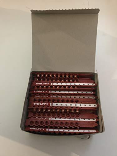 Hilti Cartucho DX 6.8/11 M10 STD 100 (100 x 10) Rojo
