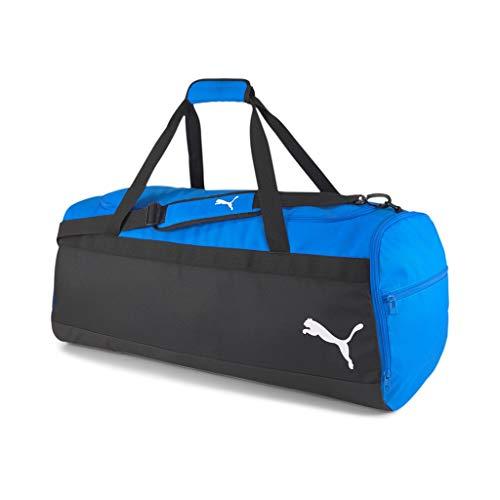Puma Unisex's teamGOAL 23 Teambag L Sports Bag, Electric Blue Lemonade Black, OSFA