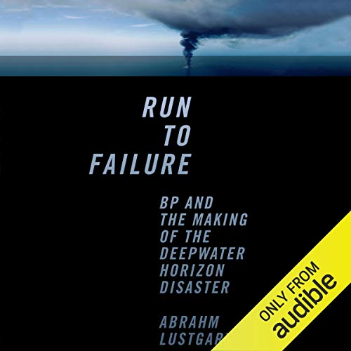 Run to Failure Audiobook By Abrahm Lustgarten cover art